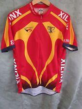 Voler Cycling Jersey Size Large XILINX Spartan-3 Virtex 5 3/4 Zip