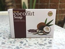 "I NATURE ""EXTRA VIRGIN COCONUT SOAP"" (coconut milk&Jasmine rice)"