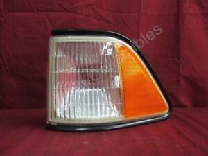NOS OEM Acclaim, Le Baron 4-Door Sedan Side Marker Light 1990 - 91 Left Hand