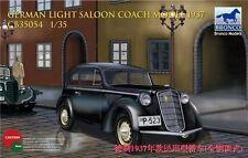 Bronco 35054 1937 German Light Saloon Opel Olympia 1/35 Plastic scale model