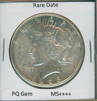 1926-S Peace Dollar Rare Date Uncirculated US Mint Coin PQ Gem Silver Coin MS+++