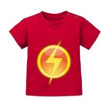 Chemises, débardeurs et t-shirts rouge pour fille de 0 à 24 mois