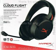 KINGSTON HYPERX CLOUD FLIGHT WIRELESS STEREO GAMING HEADSET FACTORY SEALED NEW!!