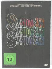 Sandokan - Der Tiger von Malaysia - Komplette TV Serie - Kabir Bedi, Adolfo Celi