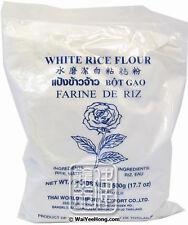 Rice Flour  Pure White Thai Fine Milled