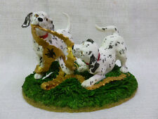 The Clydesdale Collection Anheuser Busch Inc Dalmatian Puppies CLYD17 #4443