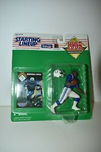 1995 NFL Marshall Faulk Indianapolis Colts Starting Lineup Figure - NOC
