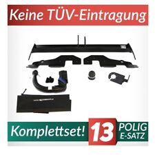 Für Mazda CX-5 I KE / GH 12-17 auch 4WD Anhängerkupplung abnehmbar+E-Satz 13p