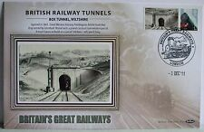 2011 Limited Edition Benham  Railway Train Tunnel Cover - Wiltshire
