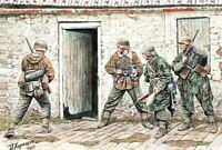 Master Box 3584 - 1/35 - German Infantry. Western Europe. 1944-1945 Plastic Kit