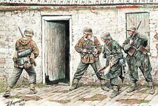 Master Box 3584 - 1/35 - German Infantry. Western Europe. 1944-1945 Plastic Kit