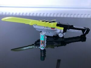 Power Ranger Dino charge Green sabre with sounds and a charger cell