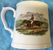 Fox Hunt Hunting Spode Mug