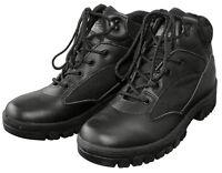 Bergstiefel Semi Cut Outdoor Boots schwarz beige Bergschuhe BW Halbstiefel