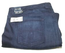 Womens Lucky Brand 7Q10094 Ginger Straight Leg Denim Jeans Sz 22w/30 NWT Ankle