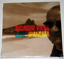 CD album Ricardo VILAS Cine Ipanema PROMO New / Neuf !