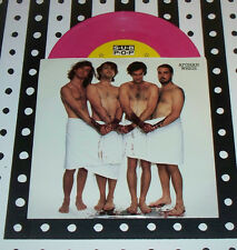 "Afghan Whigs sister hey cuz Bright Pink Marble Vinyl Indie Sub Pop 1990 RARE 7"""