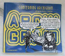 Crompton (ed). Concerning Archigram. 1999. Radical Architecture, Urbanism