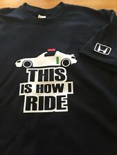 Mens & Ladies Honda Delsol T'shirt - This is How I Ride