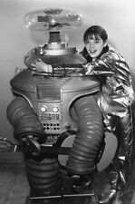 Lost In Space B&W The Robot 11x17 Mini Poster