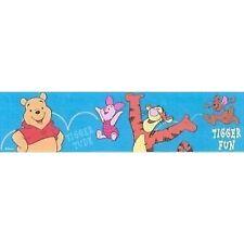 Winnie the Pooh Tigger Fun Peel & Stick Wallpaper Border 42358