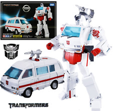 Transformers Masterpiece MP-30 Ratchet Nissan Cherry Vanette Figure