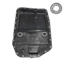 6HP19 Fit BMW Transmission Oil Pan + Gasket + Screw 24152333907 New