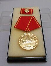 Orden Abzeichen  DDR Medaille  Für Treue Dienste 25 Jahren Kampfgruppen