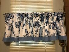 Chris Madden JCPenny Home Rod Pocket Curtains 1 pair of 2 Curtains