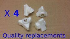 4 x Vauxhall Meriva A & B rear light retaining securing nut fastener bolt screw