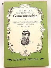 More details for the theory and practice of gamesmanship by stephen potter book.