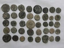 Roman Empire lot of 40 uncleaned coins