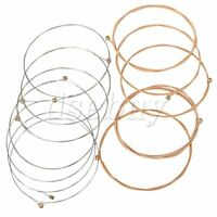 12-String Acoustic Guitar Strings Coated Copper wound Set