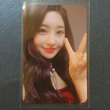 Shihyeon - Official Photocard Everglow 2nd Single Album HUSH Kpop Genuine