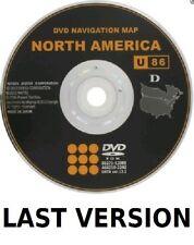 NEW TOYOTA U86 GENX5 North America Navigation DVD 13.1 GPS ROAD MAP UPDATE