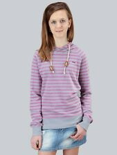 Ragwear Kapuzenpullover/Sweatshirt Sparrow, Cyclamen Stripes, Größen S - L !NEU!