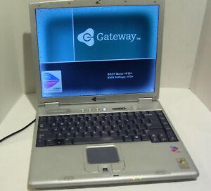 Gateway 200ARC 14.1'' Notebook (Intel Pentium M 1.5GHz 512MB NO HDD) BROKEN