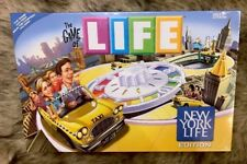 The Game Of Life: New York Life Edition By Hasbro Limited 2010 Sealed New in Box