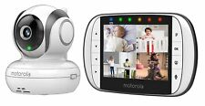 Motorola mbp36s NEW SEALED rrp £140 baby monitor