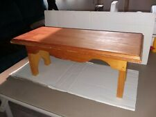 Solid wood Footstool / Stool