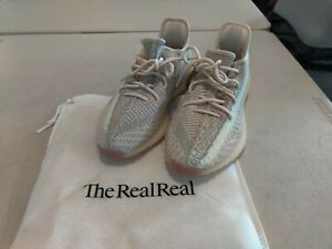adidas Yeezy Boost 350 V2 Citrin (Non-Reflective) - US Size 9.5 - FW3042