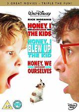 Honey,I Shrunk The Kids/Honey,I Blew Up The Kid/Honey,Shrunk Ourselves Dvd New
