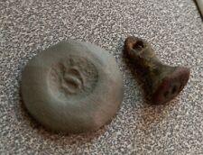 Metal detecting finds..seal matrix..