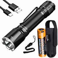 Fenix TK16 V2 3100 Lumen Long Throw Rechargeable Flashlight