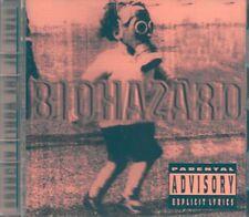 Biohazard: State of The World Address (CD) 1994 RARE Orange Jewel Case OOP