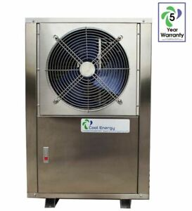 Cool Energy CE-H8 - 9kW Mitsubishi Powered - Air Source Heat Pump Water Heater
