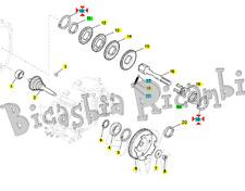009101 - ANELLO SEIGER CAMBIO APE 50 CAR P2 P3 - FL FL2 FL3 EUROPA RST MIX TM