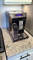 De'Longhi Eletta Automatic Espresso Machine - Black (ECAM 45.760.B)