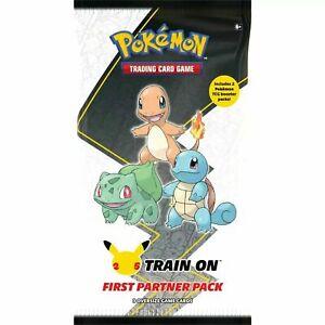 Pokemon First Partner Pack Kanto New Sealed