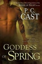 Goddess of Spring-P. C. Cast-Goddess Summoning novel #2-trade sized paperback